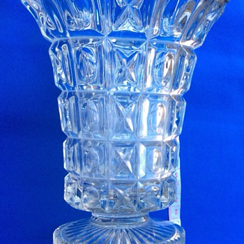 Antique vase - Glassware
