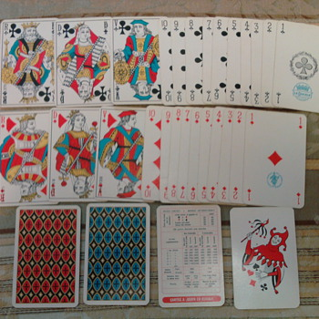 french cards - Cards