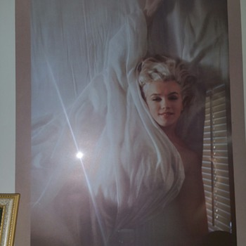 MARILYN MONROE  1987 POSTER - Posters and Prints