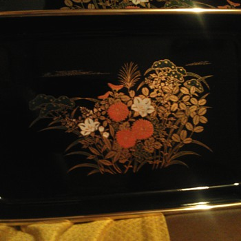 Japanese Trays?