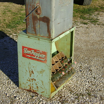 Dr Pepper goodies - Signs