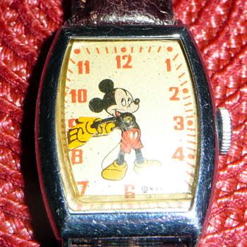 1930s micky mouse watch