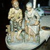 Old Man &Woman Figures