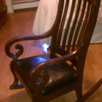 Does anyone know anything about this chair? - Furniture