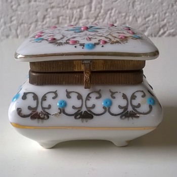 Just A Pillbox.....