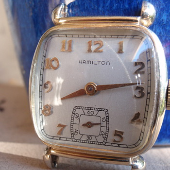 1941 Hamilton Martin - Wristwatches
