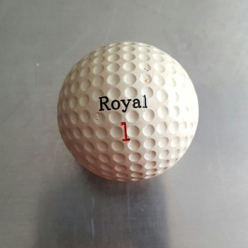 """ROYAL"" BRAND GOLF BALLS, NEVER STRUCK ONCE9"