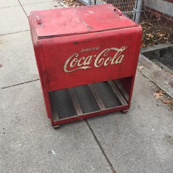 Coco Cola Ice Chest??? - Coca-Cola