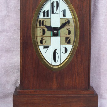 Charles Hour Deco clock. - Clocks