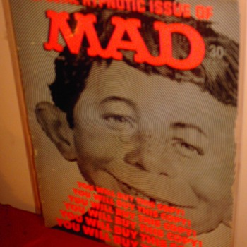 MAD #99, MAD #103, MAD #104, MAD #111 - Comic Books