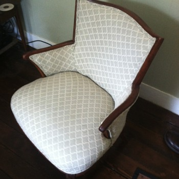 Family Antique Chair - Furniture