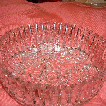 My Libbey Ellsmere Bowl - Glassware