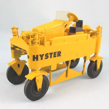 Hyster Lumber Carrier Small Version