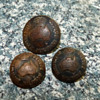 WW2 Australian Military Uniform Buttons