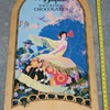 Miss Saylor's Unusual Chocolates Ad Sign 1920's