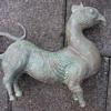 Shan dynasty bronze artefact