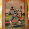 1890&#039;s Boston V Detroit Baseball Program &quot;Steal Up&quot; Great Graphics