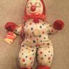 Vintage Clown Toy