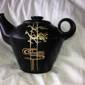Unusual Tea Pot - Kitchen