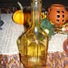 Small Amber Bottle 