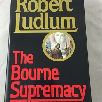The Bourne Supremacy by Robert Ludlum - Books