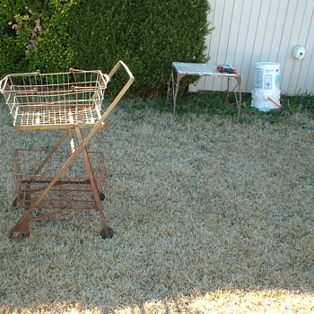 Shopping Cart - Tools and Hardware