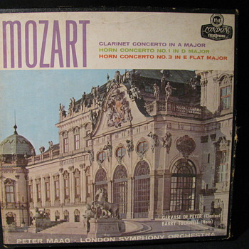 Mozart Reel To Reel Tape - Electronics
