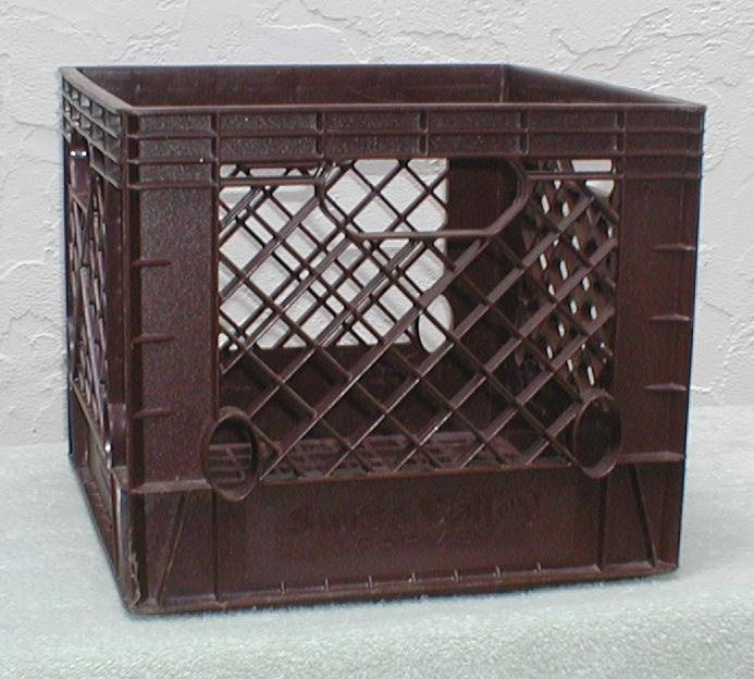 Milk crate furniture lookup beforebuying for What to do with milk crates