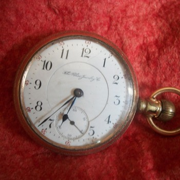great grandfathers watch  cffffcffffftt - Pocket Watches