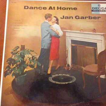 Dancing On A Record.... - Records