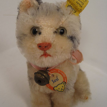 Steiff's Sweetest Baby Susi Kitty - Dolls