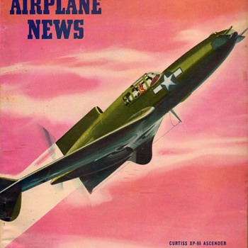 "1945 - ""Model Airplane News"" Magazine (July)"