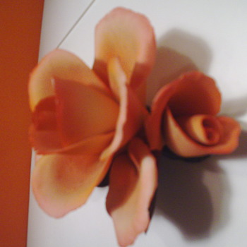 CERAMIC FLOWER - Art Pottery