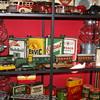 displaying items
