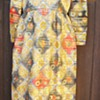 60&#039;s Victor Costa Romantica Organza Long Dress