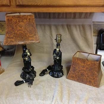 Oriental lamps - Lamps