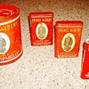 Prince Albert Tobacco Tins