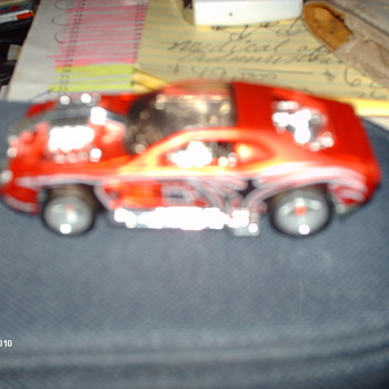 HOTWHEELS   Hollowback - Model Cars