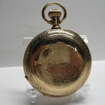 Waltham Hunter Case - Pocket Watches