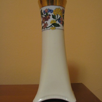 ROBISON PORCELAIN VASE  2431/22 - Art Nouveau