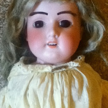 Antique Doll by Armand Marseille