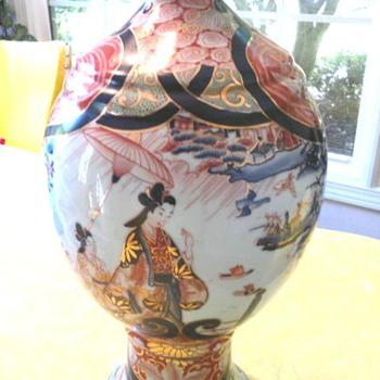 Asian vase ?