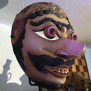 My prettiest mask. - Visual Art