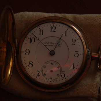 F.E. Commings - Pocket Watches