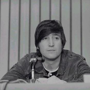 John Lennon-Portland-1965... - Music