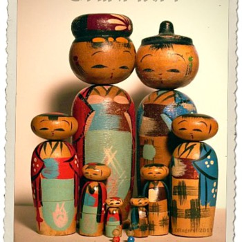 My Okinawa Collectibles - Dolls