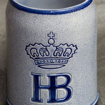 Hofbrauhaus  Stein 0.5l - Breweriana