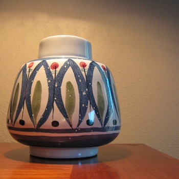 VINTAGE GRAVEREN NORSK -NORWAY - Art Pottery
