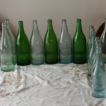 Old Vintage Bottles from Brooklyn, NY, New York City and Long Island - Bottles
