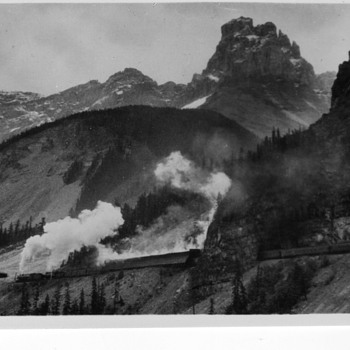 "Souvenir photos of the ""Canadian Pacific Rockies"" part 3 - Photographs"